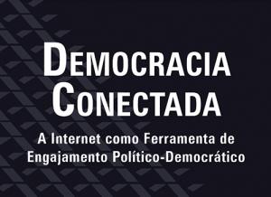 Democracia Conectada, detalhe da capa